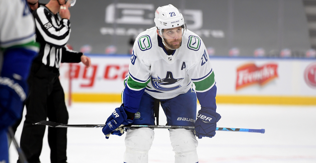 Long-haul COVID symptoms keeping Sutter out of Canucks lineup