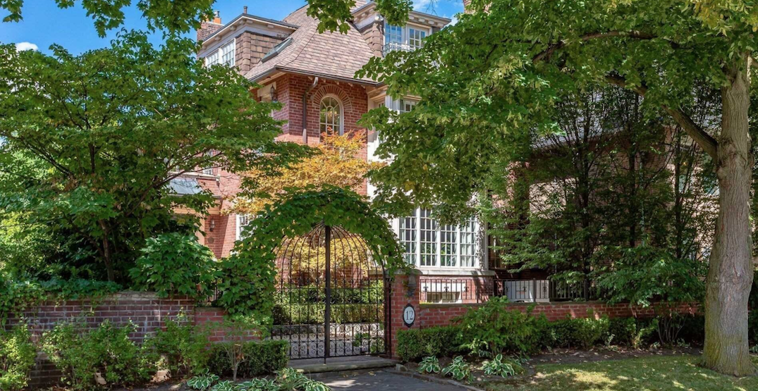 Tragically Hip frontman Gord Downie's former Toronto home is for sale