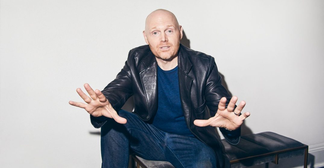 Comedian Bill Burr will be performing in Montreal next year