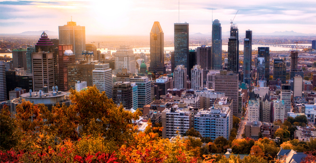 You can get flights from Vancouver to Montreal or Toronto for $235 roundtrip
