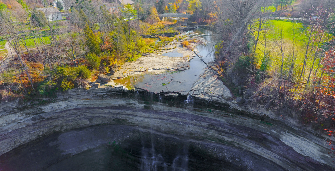 10 waterfalls near Toronto you need to visit this fall