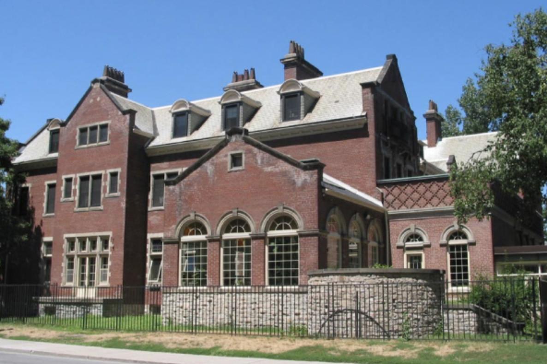 toronto haunted houses