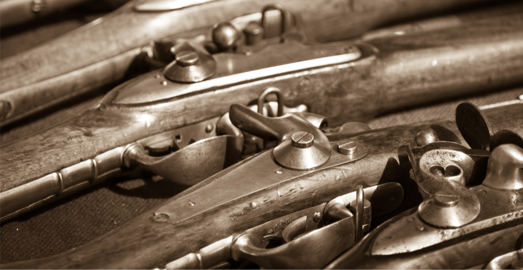 VPD seized over 170 vintage guns from senior's home in South Granville