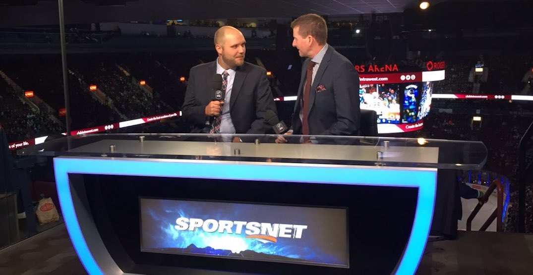 Sportsnet 650 adds Thomas Drance to its weekday lineup