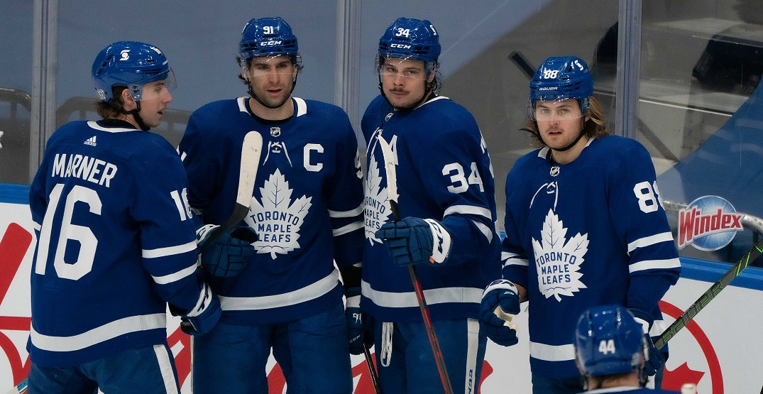Here's how much money every Leafs player will make in 2021-22