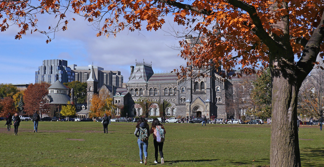 Canada ranked the most desirable country for international students