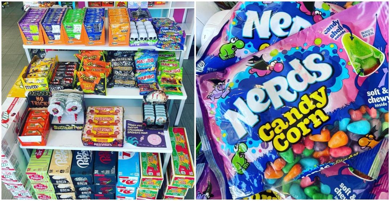 Best candy stores in Edmonton for Halloween treats