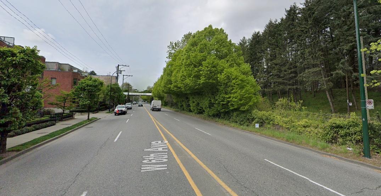 west 6th avenue vancouver false creek south