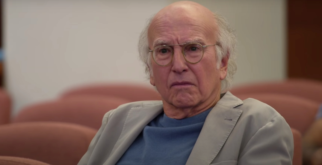 Seth Rogen is in the new season of Curb Your Enthusiasm (TRAILER)