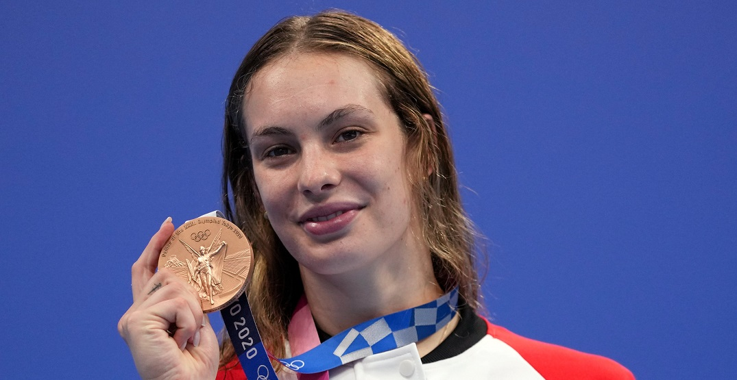 Penny Oleksiak to appear at Toronto food drive on Thursday