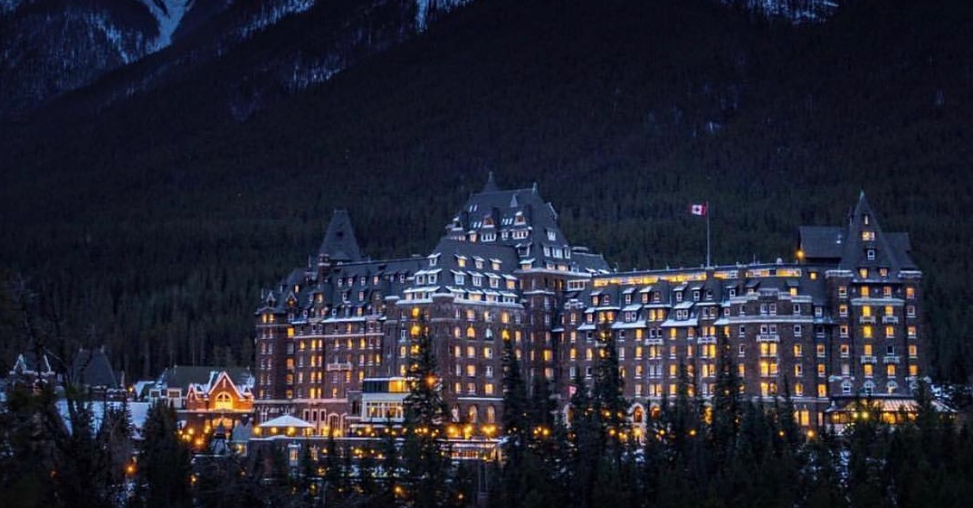 A haunted Alberta hotel is hosting a spooky party this Halloween