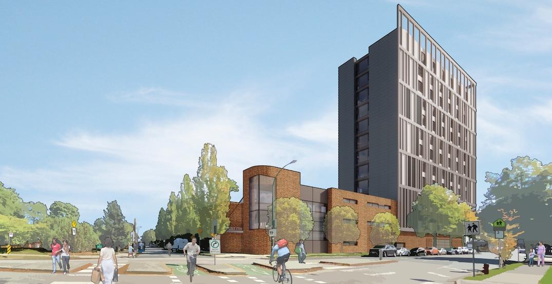 Public input to begin on Kitsilano homeless housing next to future Arbutus Station