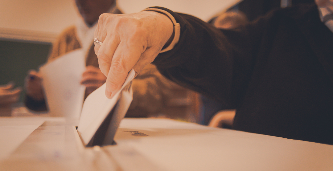 Here's how to vote in the upcoming Montreal municipal election