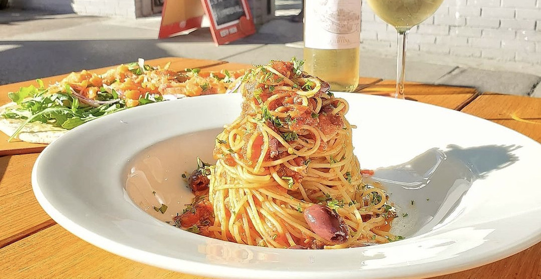 Italian Tomato has officially closed its Vancouver location