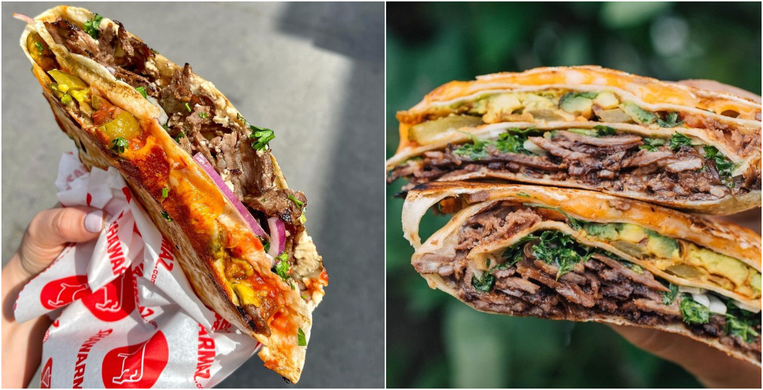 The shawarma at this Montreal spot are seriously gigantic (PHOTOS)