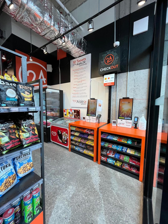 toronto convenience store