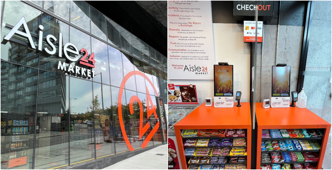A 24-hour cashier-less convenience store is opening in Montreal this month