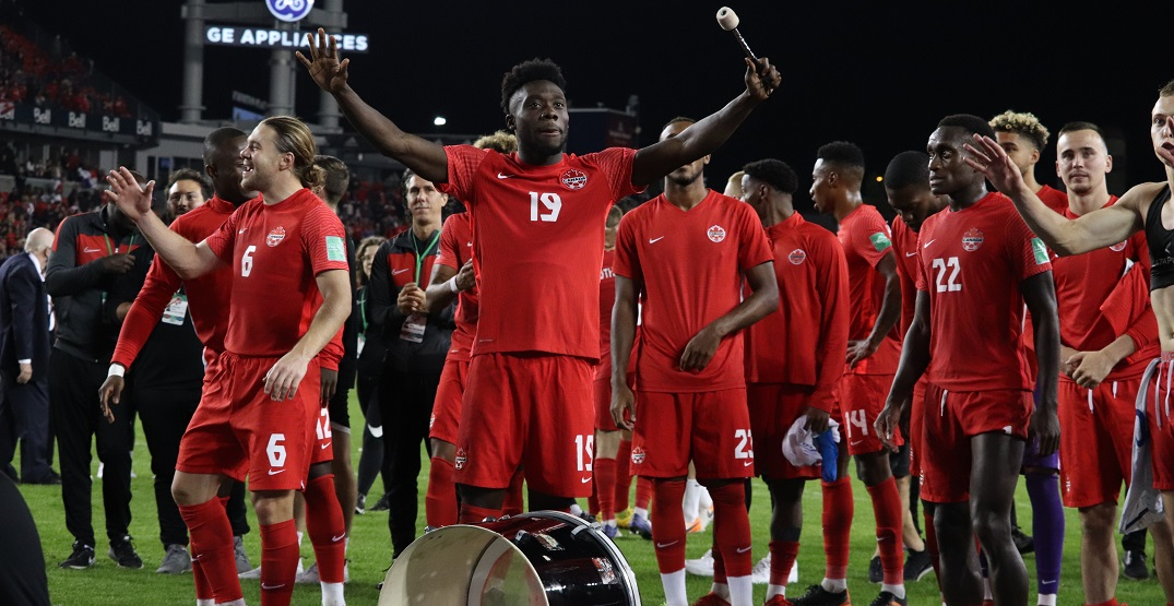 Canada climbs to top 50 FIFA world ranking for first time in 24 years
