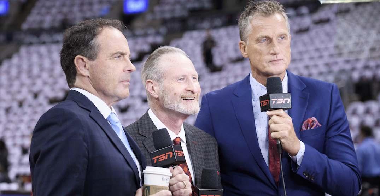 Longtime Raptors play-by-play man Rod Black is leaving TSN