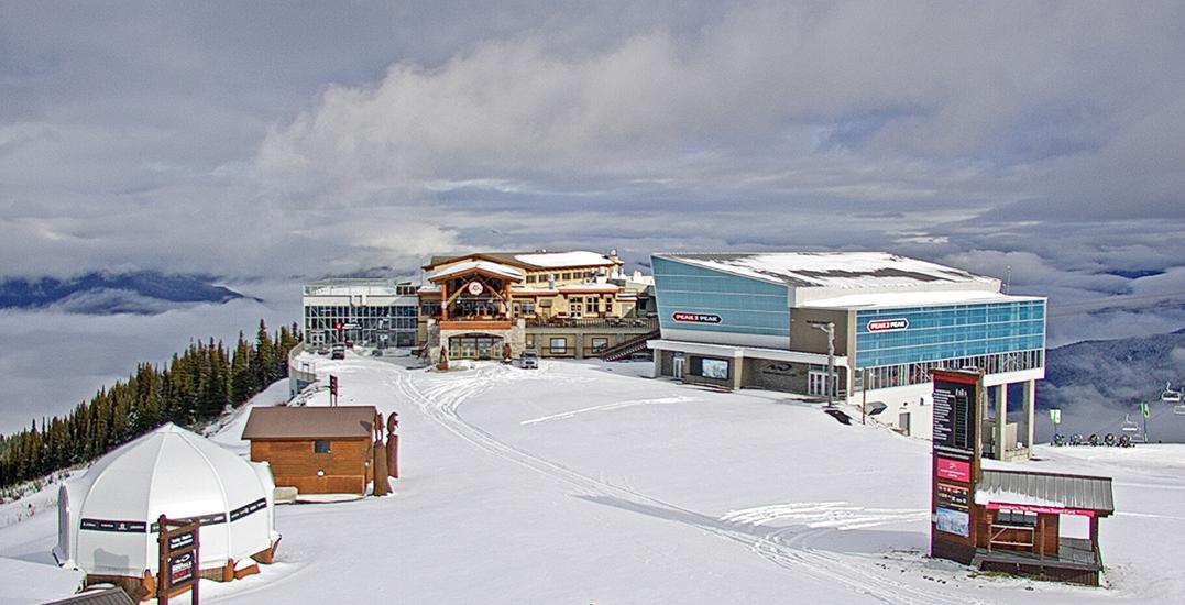 Early-season snowfall covers BC mountains (PHOTOS)