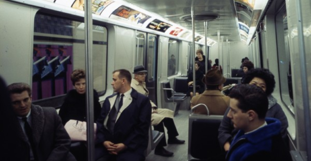 What Montreal's Metro looked like 55 years ago (PHOTOS)