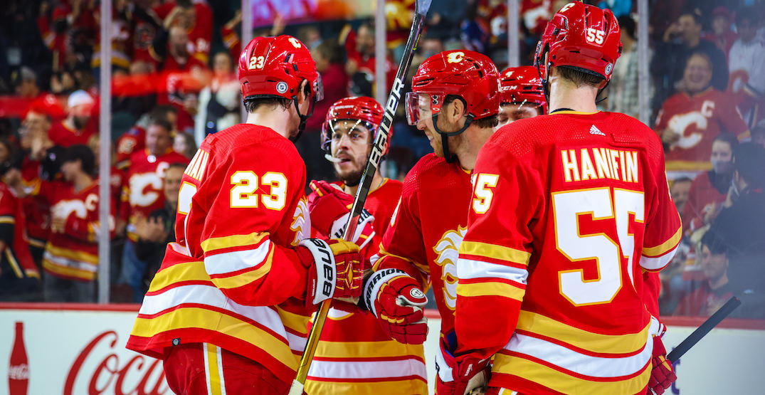 Likely Flames lines and defence pairings for opening night
