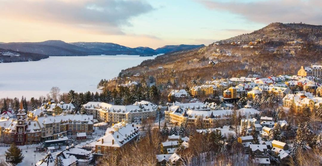 Two Quebec ski resorts ranked among the five best in Canada