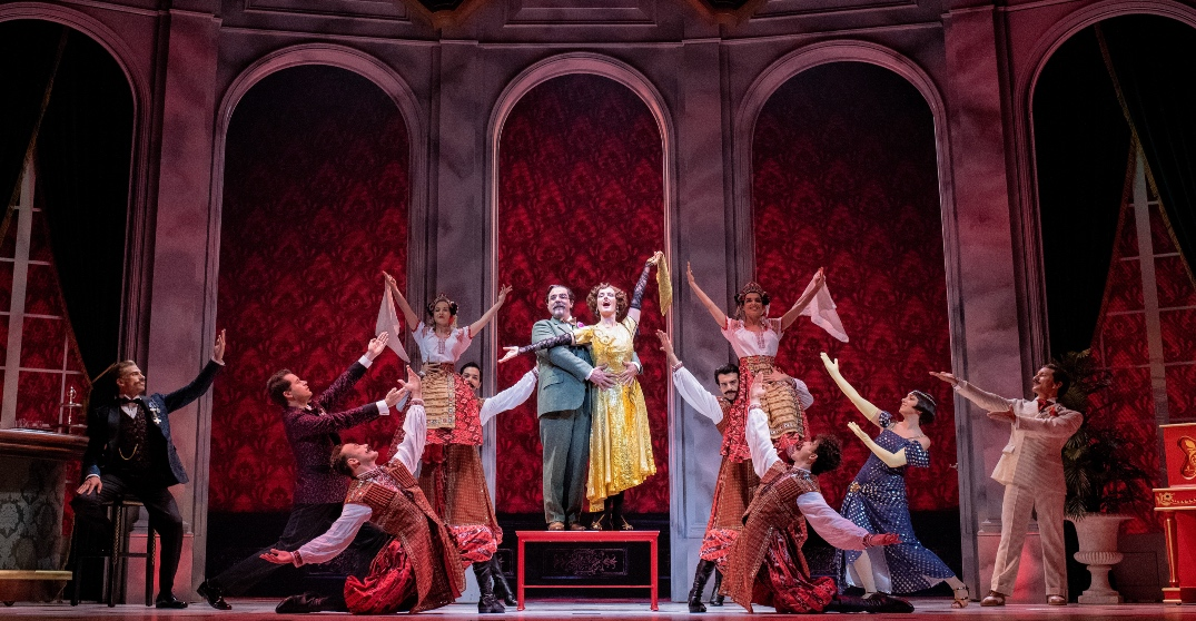 """Broadway musical """"Anastasia"""" is coming to Edmonton in January"""