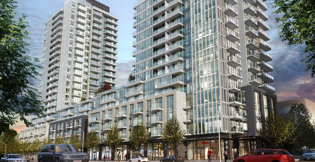 Over 500 rental homes approved for Cambie Street and 41st Avenue corner