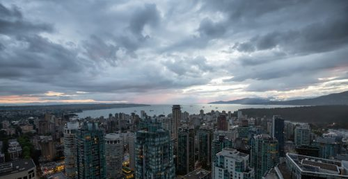 """""""Weather bomb"""" will bring two storms to BC over the next four days 