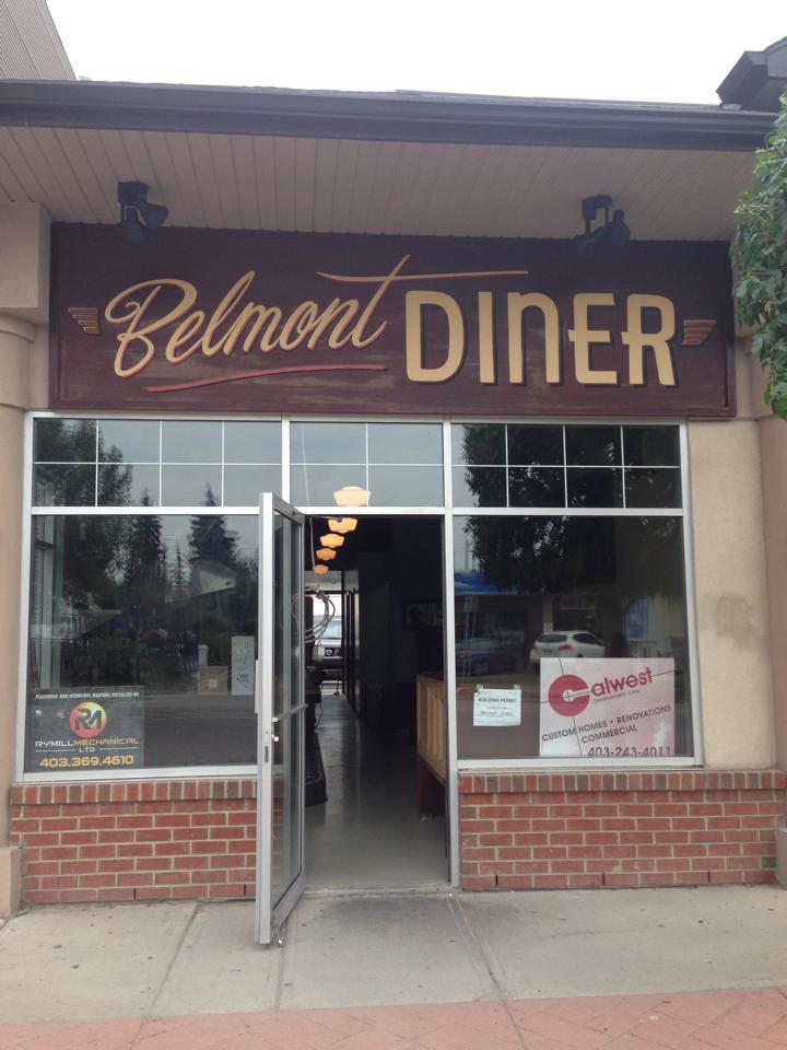 Belmont Diner/ Facebook
