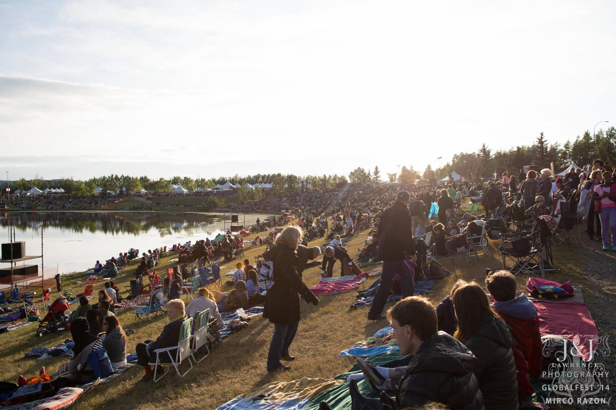Image: GlobalFest - The Calgary Fireworks Festival Society/ Facebook