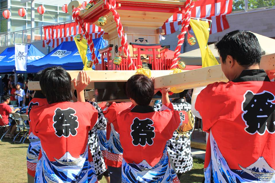 Image: Calgary Japanese Festival / Facebook