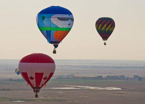 Image: Heritage Inn International Balloon Festival via Facebook