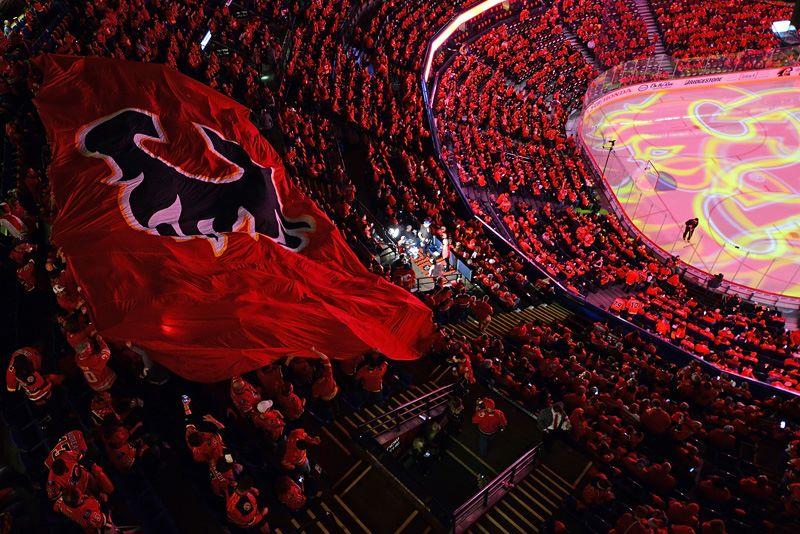 Image: Official Calgary Flames Hockey Club via Facebook