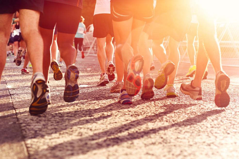 Running/Shutterstock