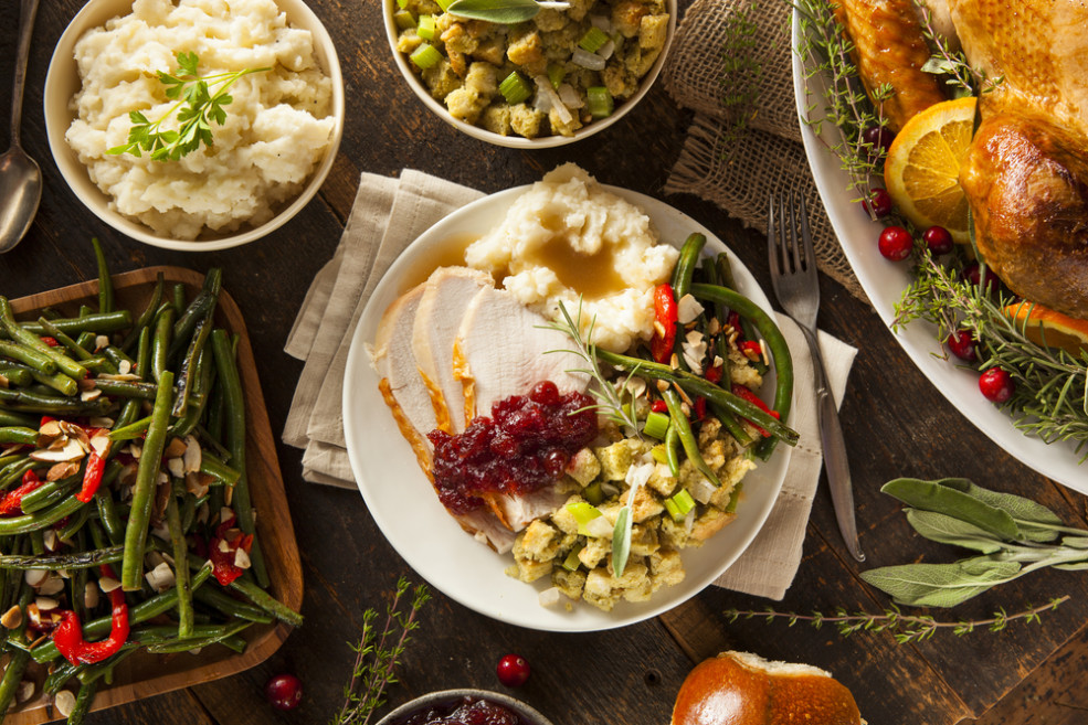Thanksgiving/Shutterstock