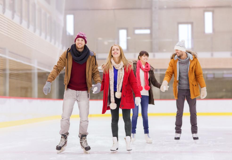 Skating/Shutterstock