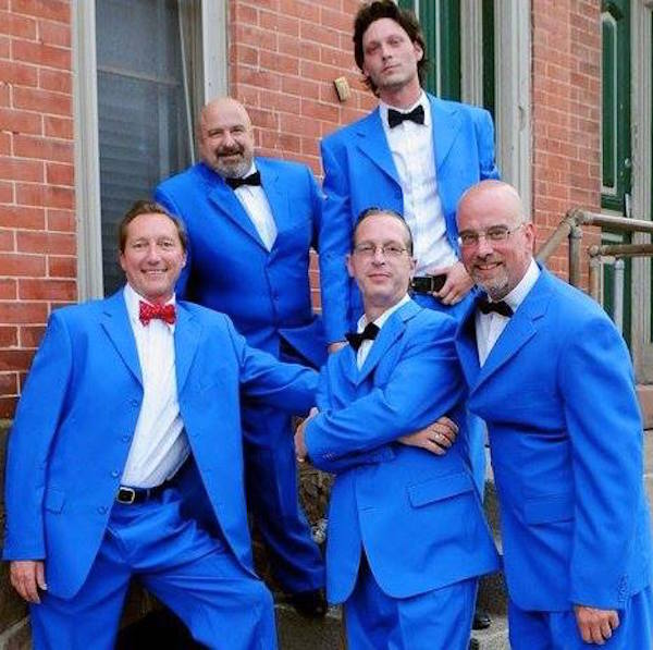 Image: Bill Haley Jr. and The Comets