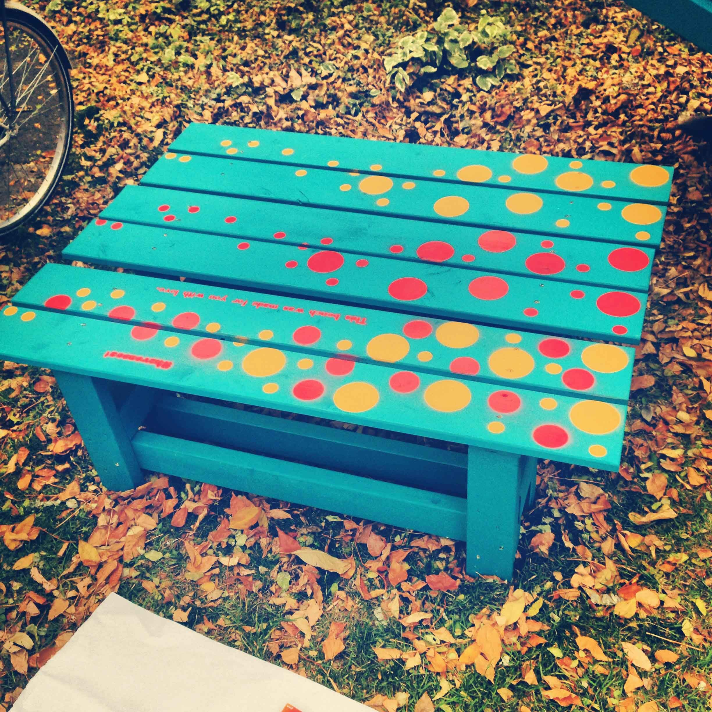 The Bench Project / Twitter