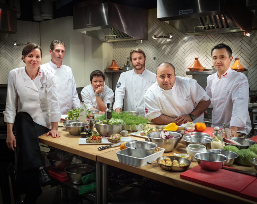 Image: Earls Chef Collective