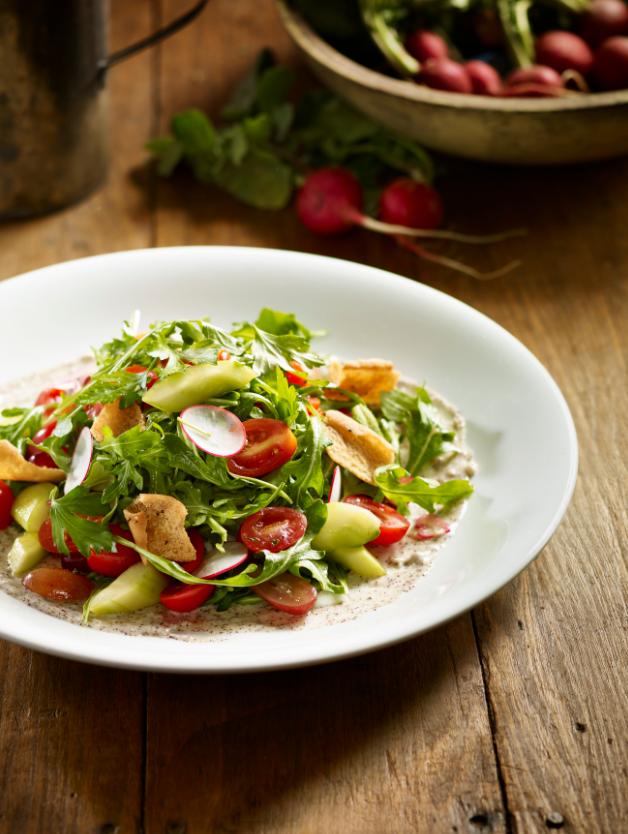 Image: Fattoush Salad