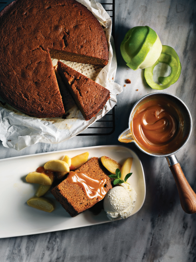 Image: Gingerbread cake