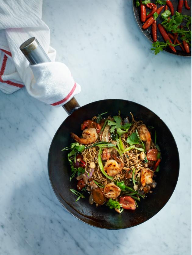Image: Hunan Kung Pao (shrimp)