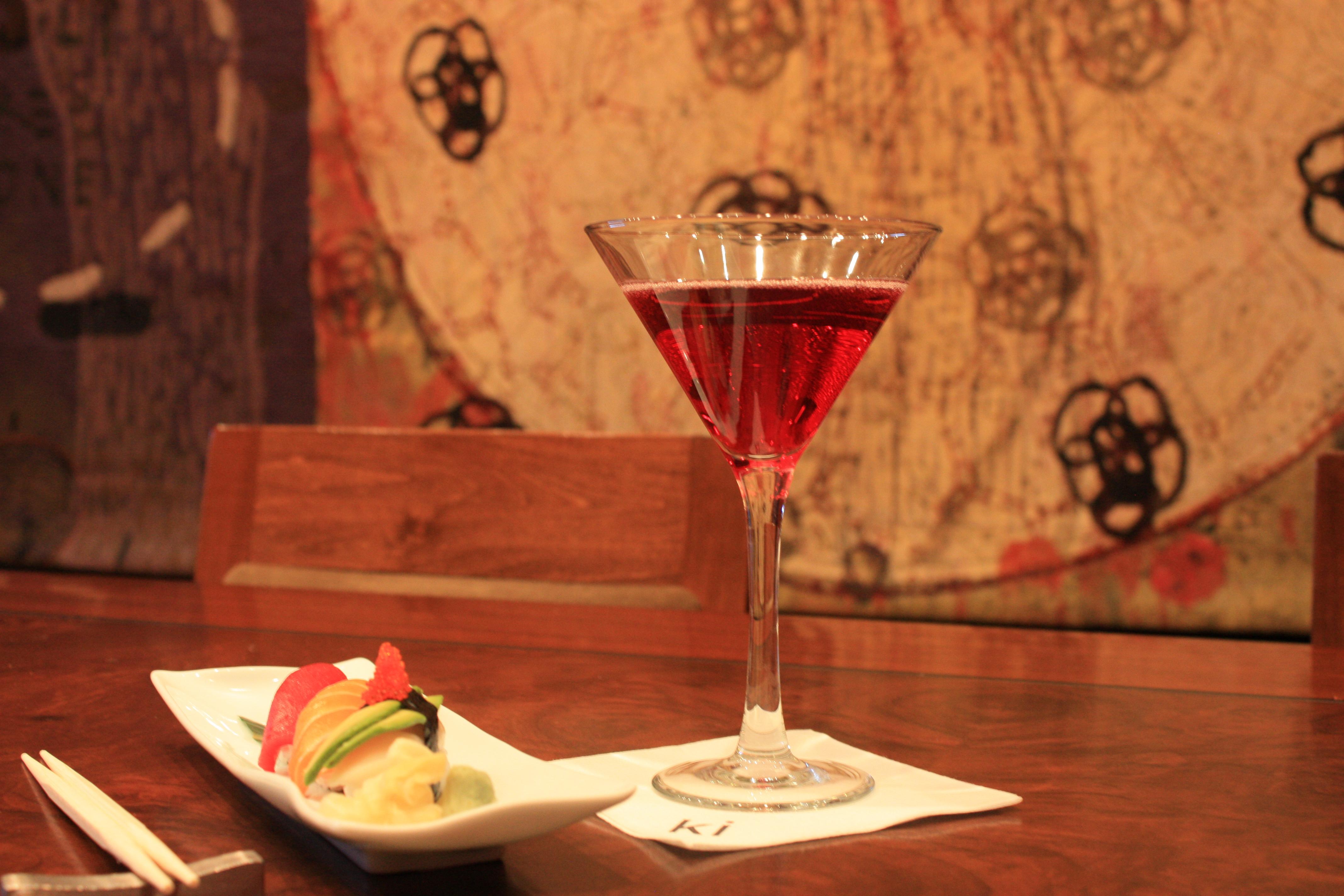 Image: Red Velvet Cocktail