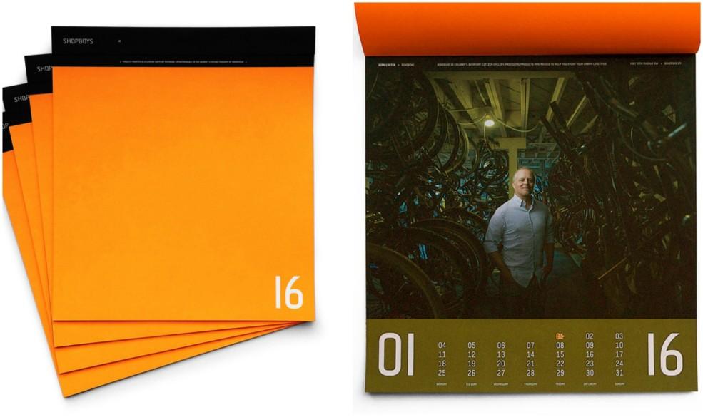 Shop Boys Calgary Calendar
