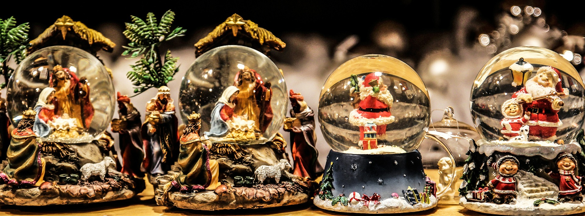 Image: Christmas Market via Pixabay