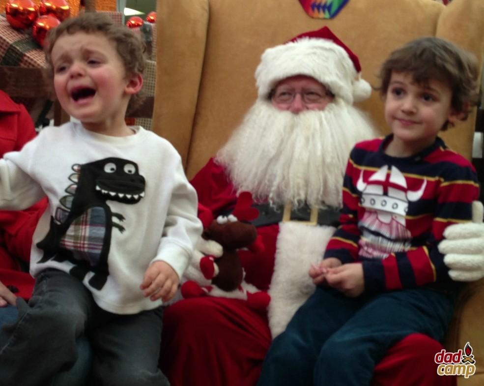 Westbrook Mall Santa