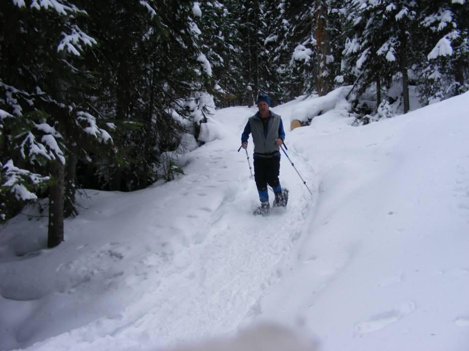 Image: Blitz Snowshoe Fun Run via Facebook