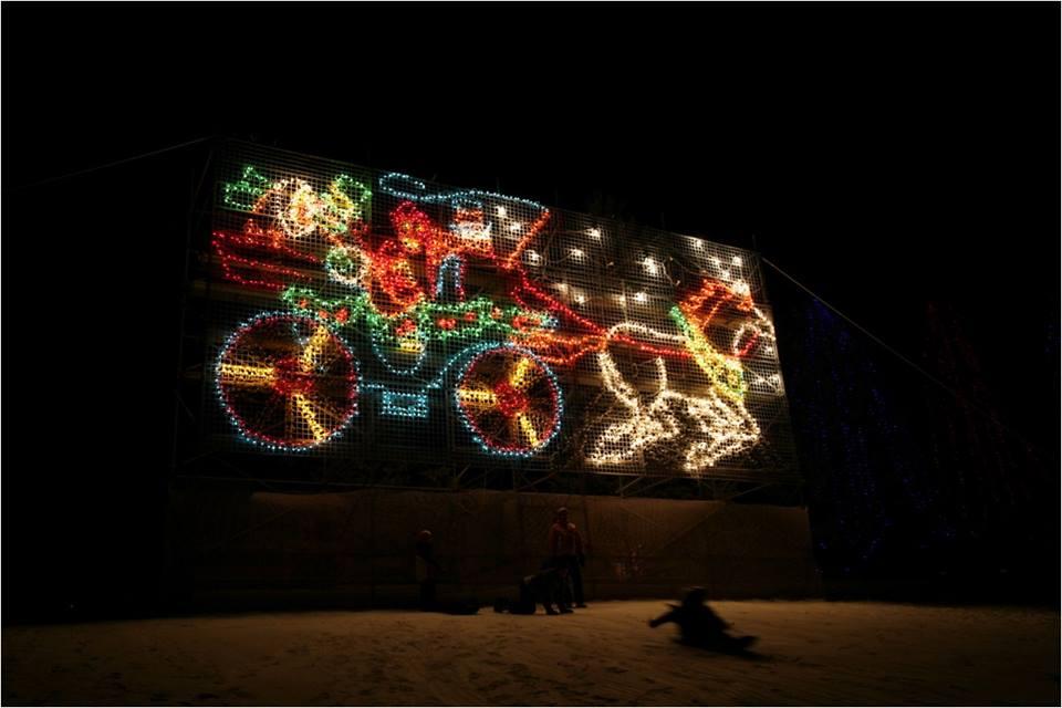 Image: Lions Festival Of Lights via Facebook